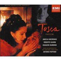 Roberto Alagna Angela Gheorghiu  - Tosca (Soundtrack)