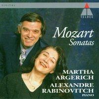 Martha Argerich - Sonate / Andante und 5 Variationen