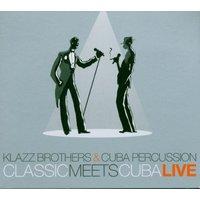 Klazz Brothers & Cuba Percussion - Classic Meets Cuba-Live