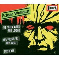 Edgar Wallace Box 01. Folgen 1-3: Die Toten Augen von London / Der Frosch mit der Maske / Der Hexer
