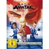 Avatar - Der Herr der Elemente: Das komplette Buch 1 - Wasser [5 DVDs]
