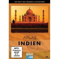 Discovery Atlas Indien