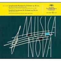Eugen Jochum - Symphonische Phantasie,Sweelinck-Variationen