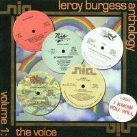 Leroy Burgess - Anthology Vol.1/the Voice
