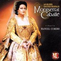 Montserrat Caballe - Las Mejores Canciones Medievales