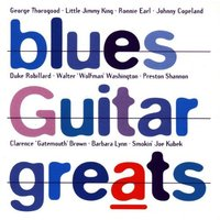 Various - Blues Guitar Greats