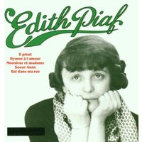 Edith Piaf - Edith Piaf-Vol.1