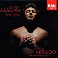 Roberto Alagna - Verdi Arias (Arien)