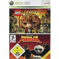 Lego Indiana Jones / Kung-Fu Panda [Bundle Copy]