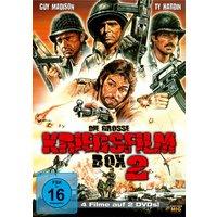 Die große Kriegsfilm-Box Vol. 2