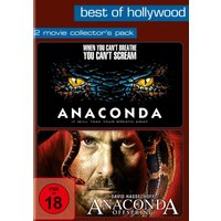 Best Of Hollywood: 2 Movie Coll. 55 Anaconda / Anaconda: Offspring