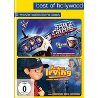 Best Of Hollywood: 2 Movie Coll. 61 Space Chimps-Affen im All/Yankee...
