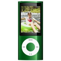 Apple iPod nano 5G 16GB met camera groen