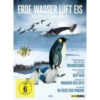 Erde Wasser Luft Eis - Die Grosse Naturfilmedition