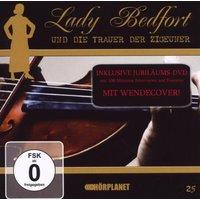 Lady Bedfort - Die Trauer der Zigeuner (25) (CD+Dvd)