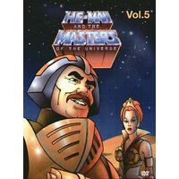 He-Man and the Masters of the Universe, Vol. 05 (2 DVDs)