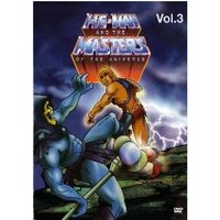 He-Man and the Masters of the Universe, Vol. 03 [2 DVDs]