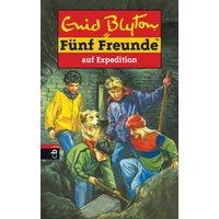 Fünf Freunde, Neue Abenteuer, Bd.30, Fünf Freunde auf Expedition - Enid Blyton