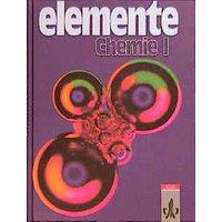 Elemente Chemie 1: Unterrichtswerk für Gymnasien - 8.-10. Schuljahr - Werner Eisner [Gebundene Ausgabe]