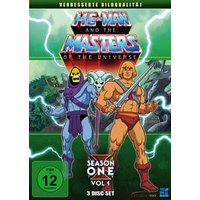 He-Man And The Masters of The Universe, Season 1.1 (3 Disc Set)