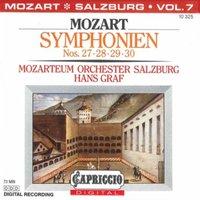 Graf - Sinfonien 27-30