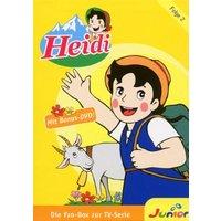 Heidi - Die Fan-Box zur TV-Serie, Folge 2 (4 DVDs)
