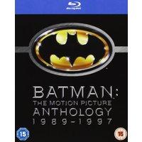 Batman - The Motion Picture Anthology 1989-1997