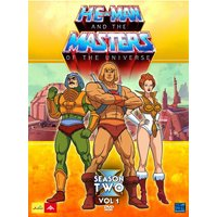 He-Man and the Masters of the Universe - Season 2, Volume 1 (Episode 66-98) (7 Disc Set)