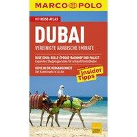 MARCO POLO Reiseführer Dubai/Vereinigte Arabische Emirate: Reisen mit Insider-Tipps. Mit Reiseatlas - Manfred Wöbcke