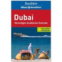 Baedeker Allianz Reiseführer Dubai, Vereinigte Arabische Emirate - Manfred Wöbcke