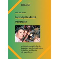 Jugendgottesdienst Powerpack - Timo Rieg