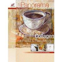 Collagen mit Papier und Pastellkreiden - Oliver Löhr