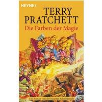 Die Farben der Magie - Ein Roman von der bizarren Scheibenwelt - Terry Pratchett