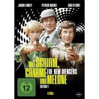 Mit Schirm, Charme und Melone Edition 4