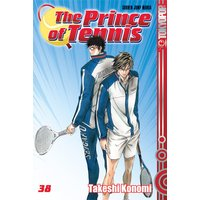The Prince of Tennis: Band 38 - Takeshi Konomi [Taschenbuch]
