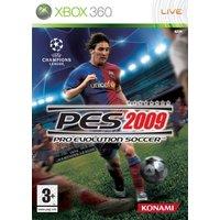 Pro Evolution Soccer 2009 [Internationale Version]