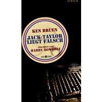 Jack Taylor liegt falsch - Ken Bruen