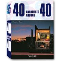 40 Architects around 40. Sonderausgabe (Klotz) - Jessica Cargill Thompson