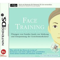 Face Training [only DSi/DSiXL]