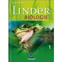LINDER Biologie: Linder 1. Biologie. Schülerband. Nordrhein-Westfalen - Hermann Linder