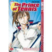 The Prince of Tennis: Band 10 - Takeshi Konomi [Taschenbuch]