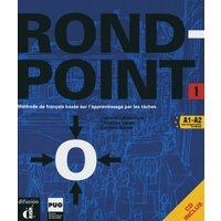 Rond-point 1. Livre et CD: Methode de francais basee sur l'apprentissage par les taches: BD 1 - Josiane Labascoute