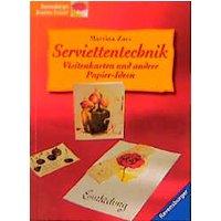 Serviettentechnik, Visitenkarten und andere Papier-Ideen - Martina Zars