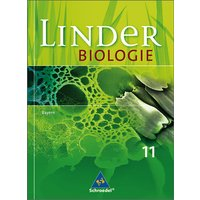 LINDER Biologie SII: LINDER Biologie 11. Schülerband. Sekundarstufe 2. Bayern