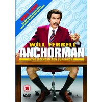 Anchorman - The Legend Of Ron Burgundy [UK Import]