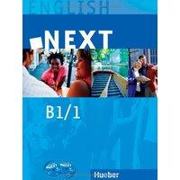 NEXT B1/1: English - Student's Book mit Homestudy & Companion [2 Bände, Broschiert, inkl. 2 CDs, 1. Auflage 2010]