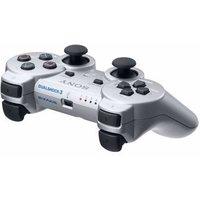 PS3 DualShock 3 Controller zilver