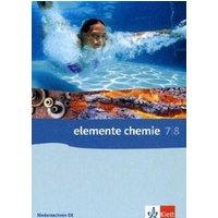 Elemente Chemie - Ausgabe Niedersachsen G8: Elemente Chemie 7/8. Sekundarstufe I. Schulbuch. Ausgabe Niedersachsen für G8 - Erhard Irmer