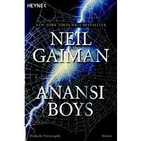 Anansi Boys: Roman - Neil Gaiman