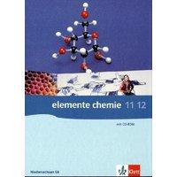 Elemente Chemie - Ausgabe Niedersachsen G8: Elemente Chemie. G8. Schülerbuch 11./12. Klasse. Ausgabe Niedersachsen - Erhard Irmer